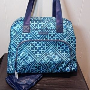 NWT Vera Bradley Lighten Up Go Anywhere Carry-on